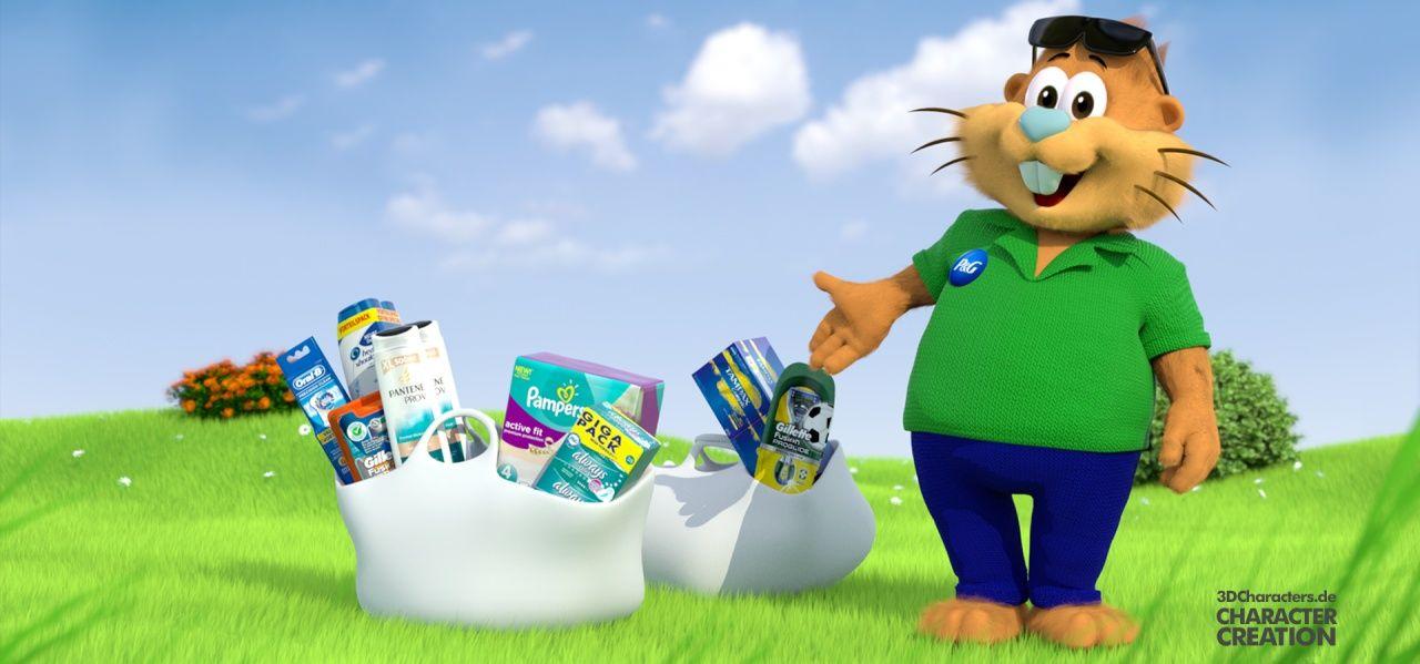 Hamster - P&G