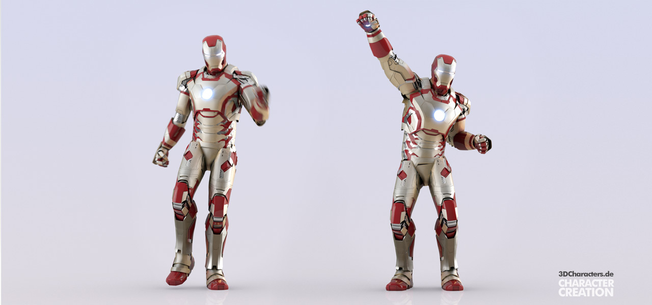 Ironman - Sky