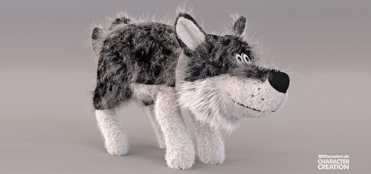 ZDF Wolf - Das Werk