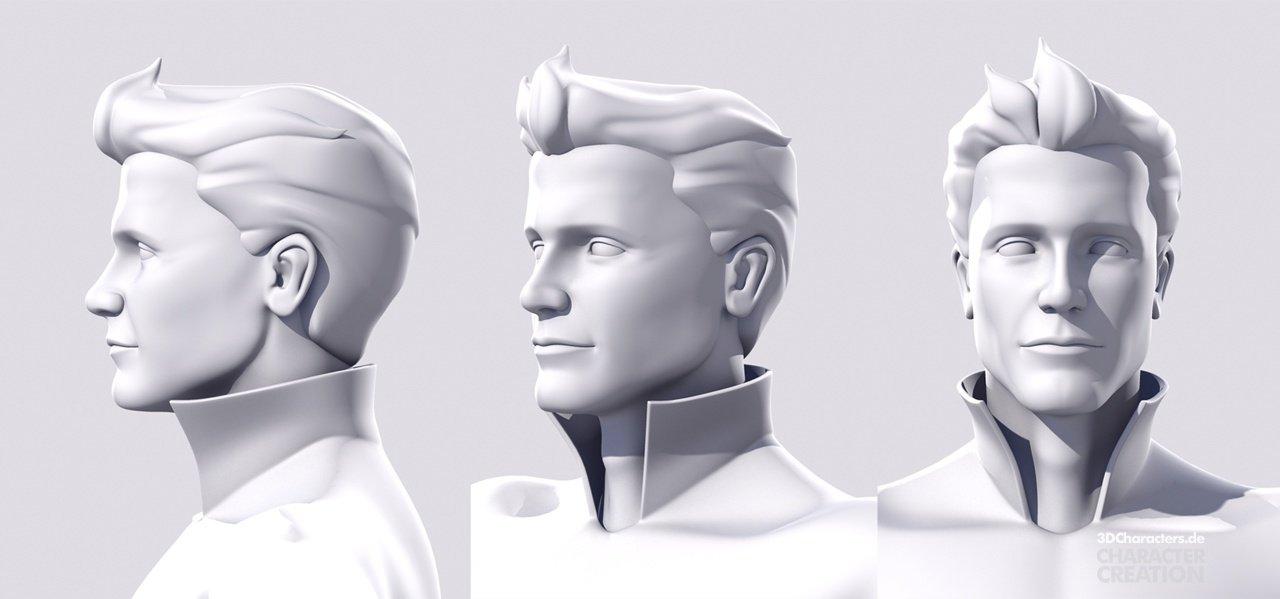 Vibrogym 3D Modeling