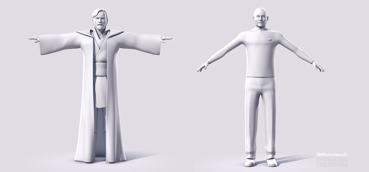 Star Wars - 3d Modeling