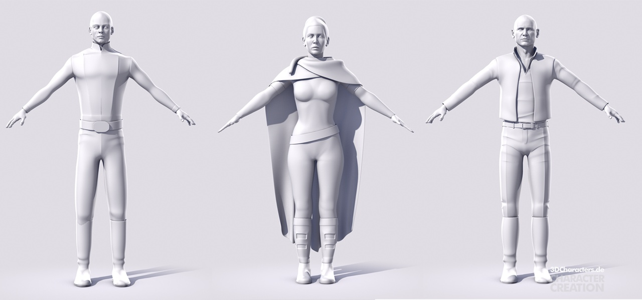 Star Wars - 3d Modeling