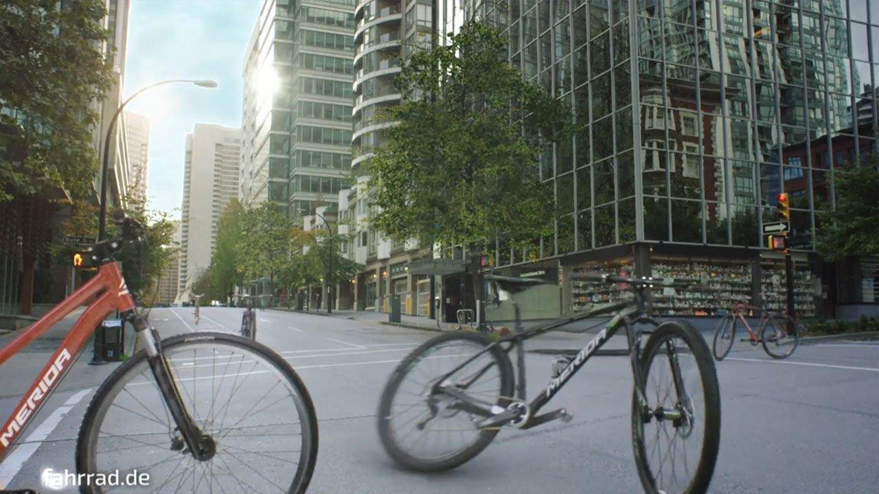 Fahrrad.de 3d Animation