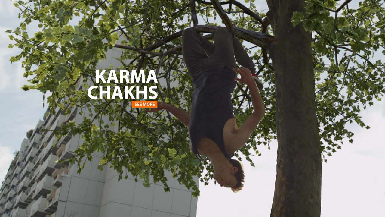 KARMA Chakhs | 3D-Animation