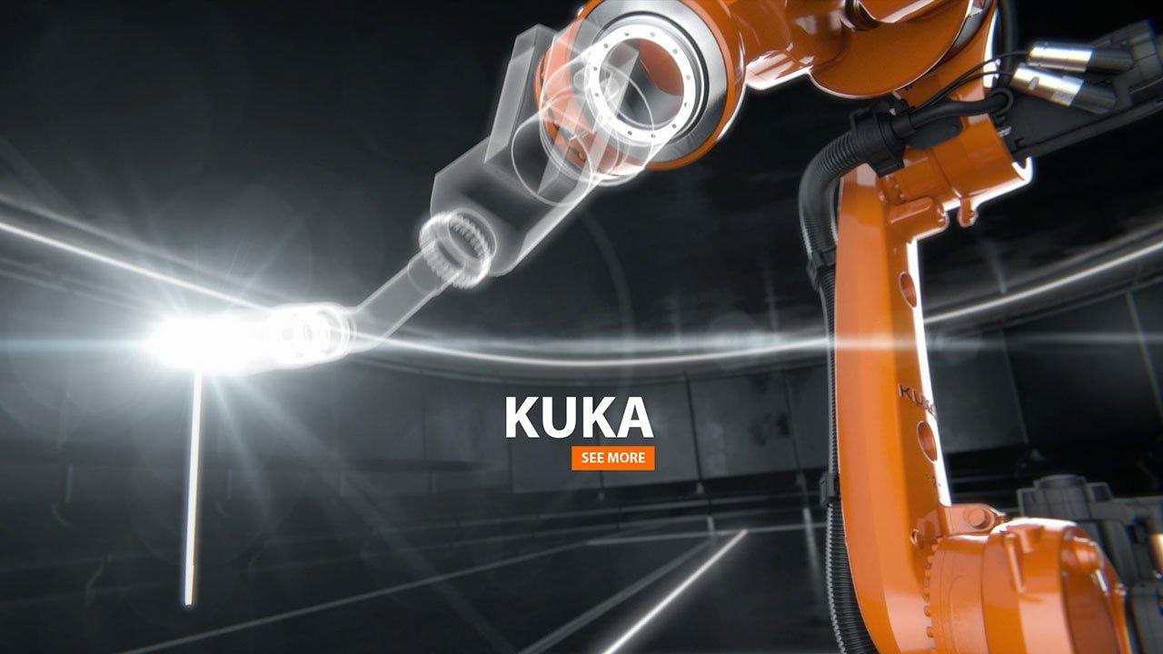 KUKA | 3D Animator