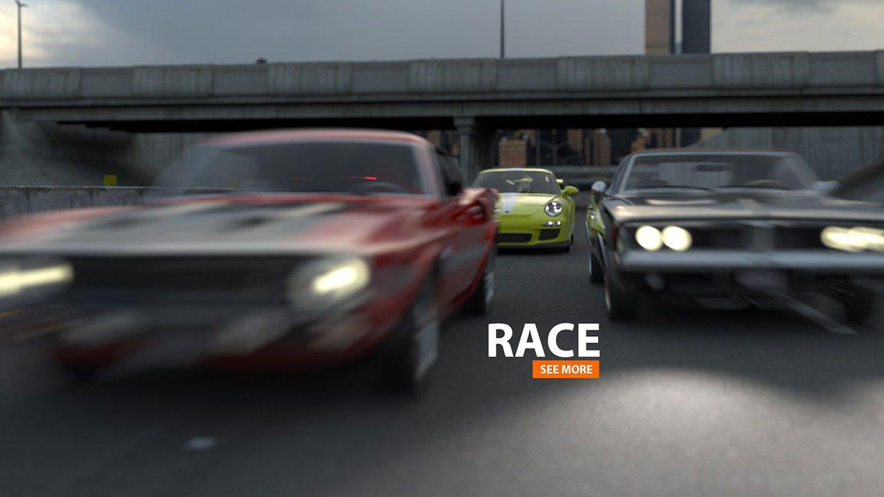 RACE // RnD | 3D Animation