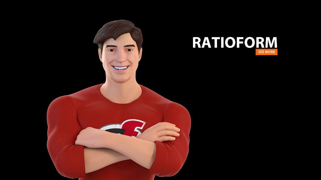 Ratioform-3D-Illustration