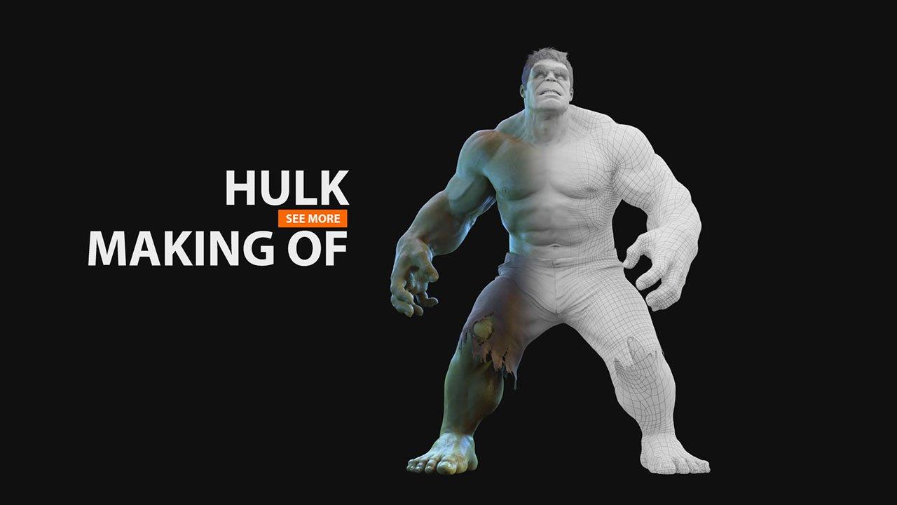 The incredible Hulk | Making-Off
