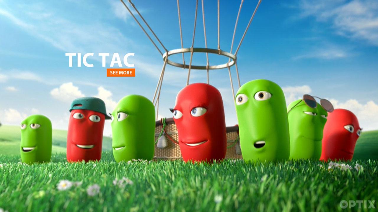 TICTAC | 3D-Character-Animator