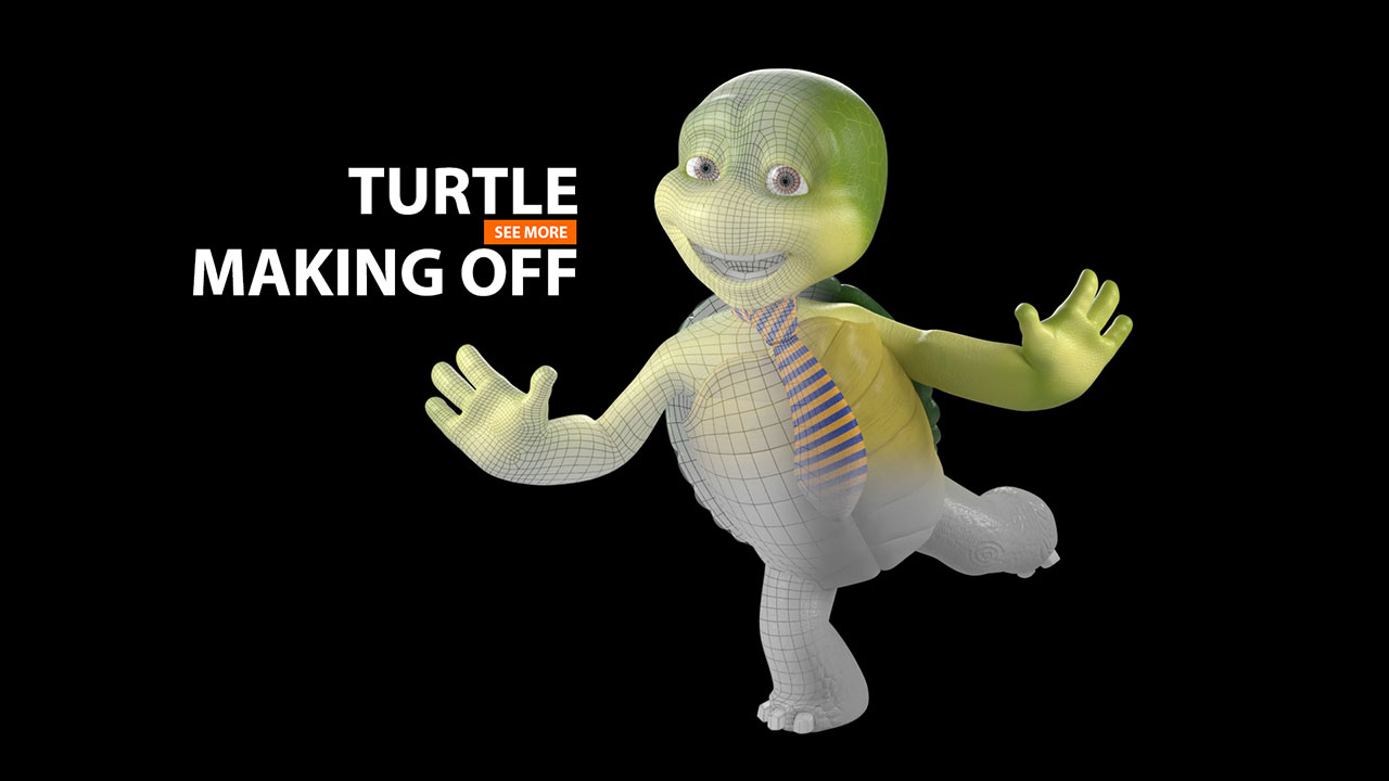 TURTLE | Making-Off