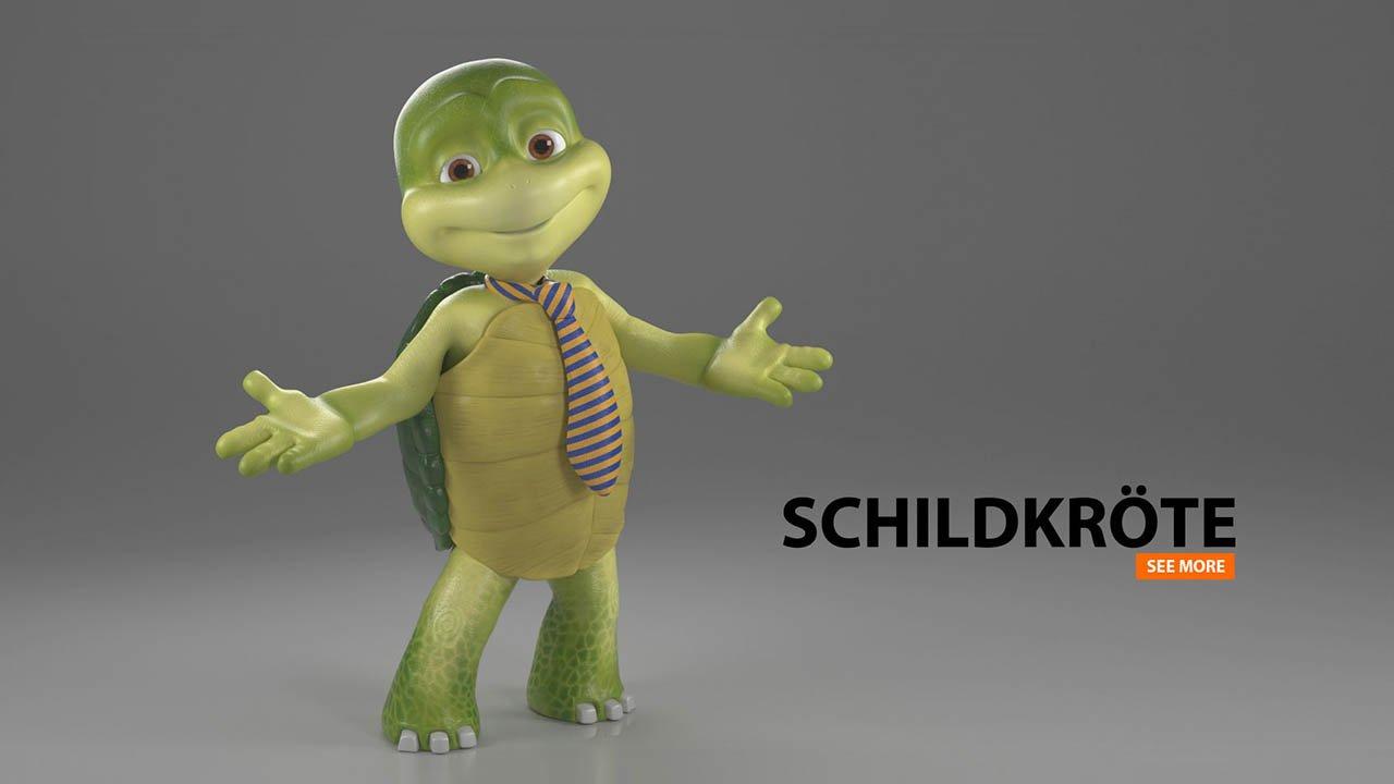 TURTLE Presenter | 3d-Animation