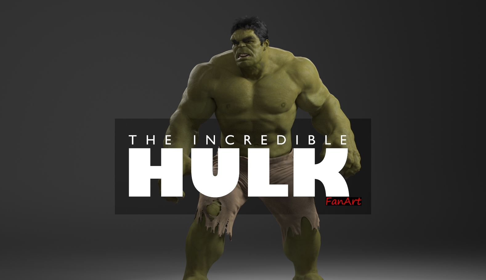 The incredible Hulk | Making-Off